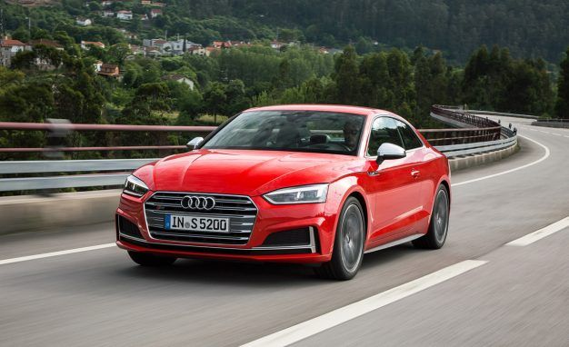 New Sportback Will Be the Least Expensive Member of the 2018 Audi A5 and S5 Family