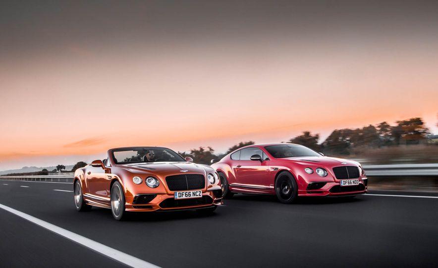 2018 Bentley Continental Supersports - Slide 4