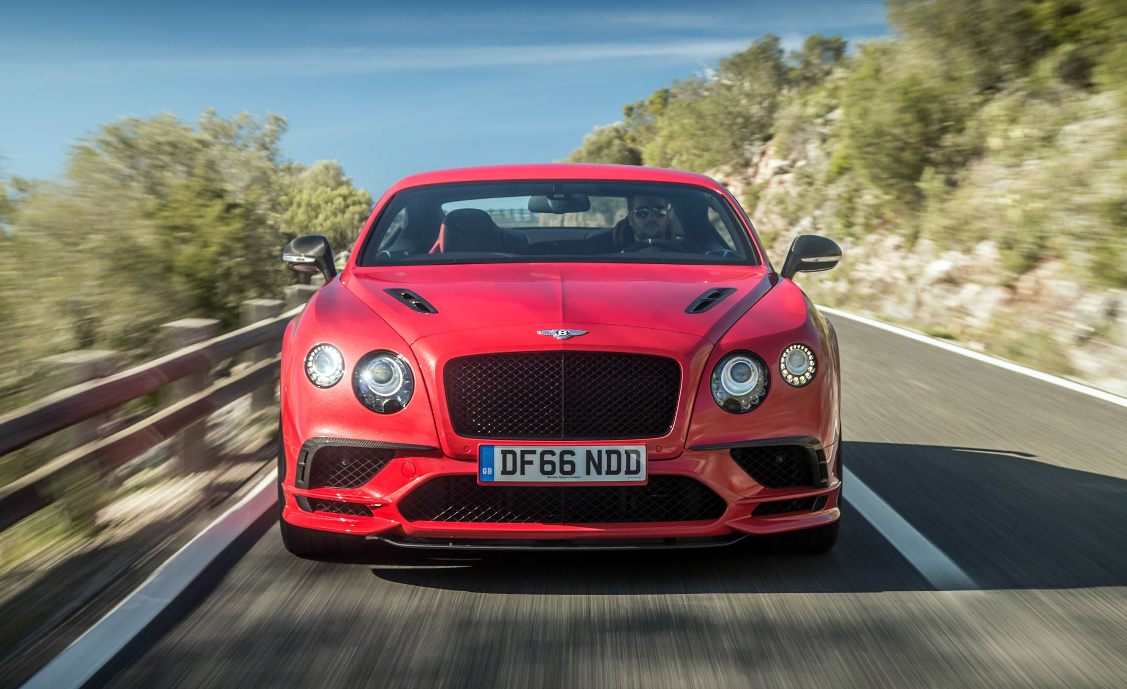 supersports automobile first bentley for drive show continental michigan in rear more sale three review news quarter motion