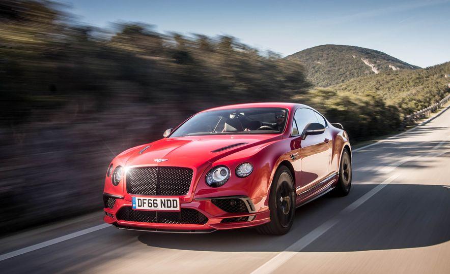 2018 Bentley Continental Supersports - Slide 6