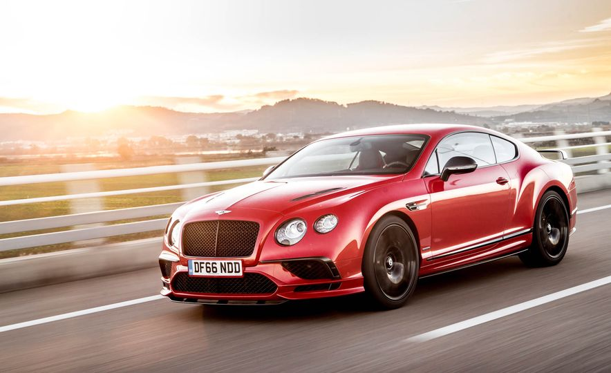 2018 Bentley Continental Supersports - Slide 7