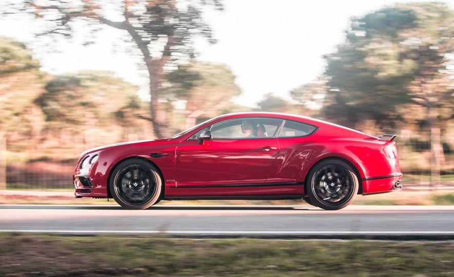 2018 Bentley Continental Supersports - Slide 8