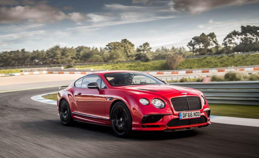 2018 Bentley Continental Supersports - Slide 11