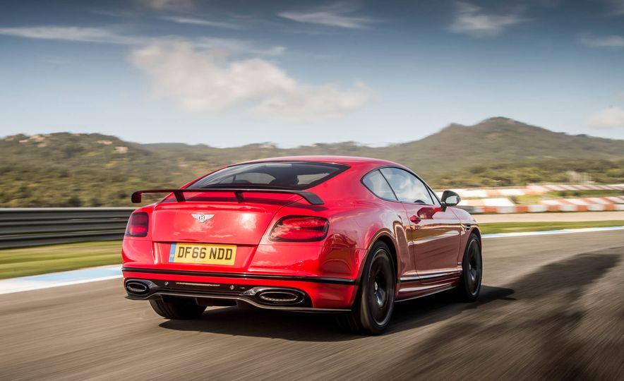 2018 Bentley Continental Supersports - Slide 12