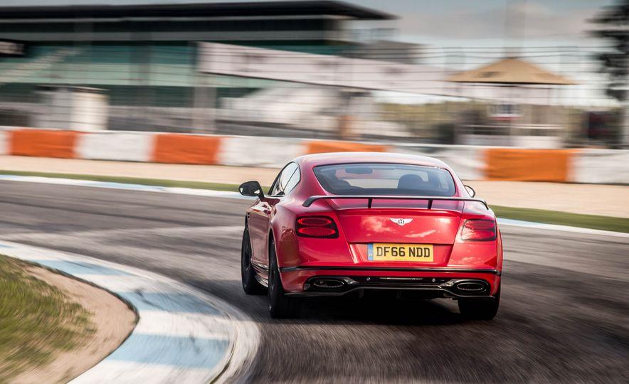 2018 Bentley Continental Supersports - Slide 14