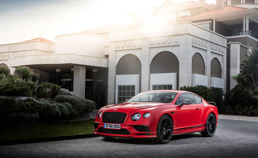 2018 Bentley Continental Supersports - Slide 15