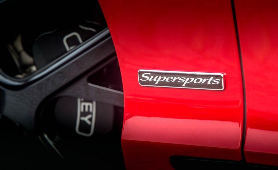 2018 Bentley Continental Supersports - Slide 24
