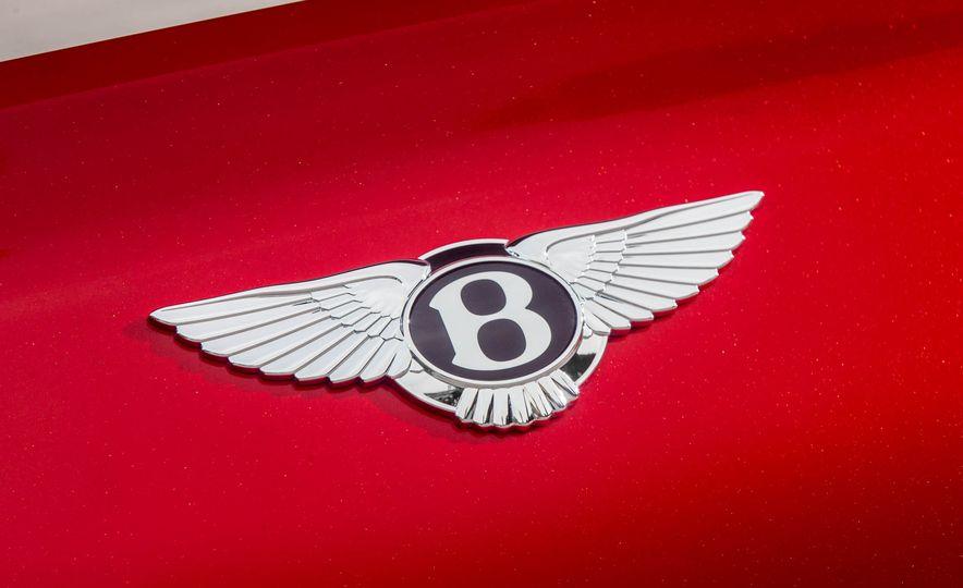 2018 Bentley Continental Supersports - Slide 30