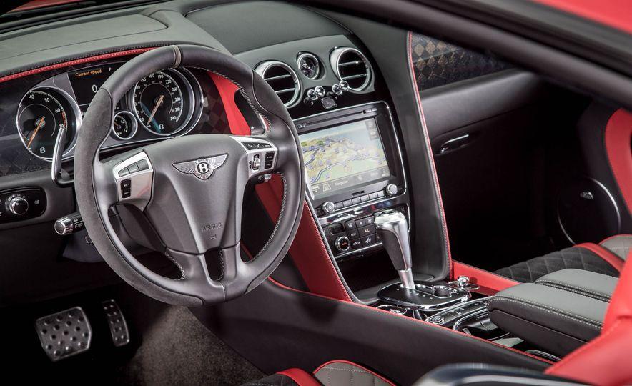 2018 Bentley Continental Supersports - Slide 34
