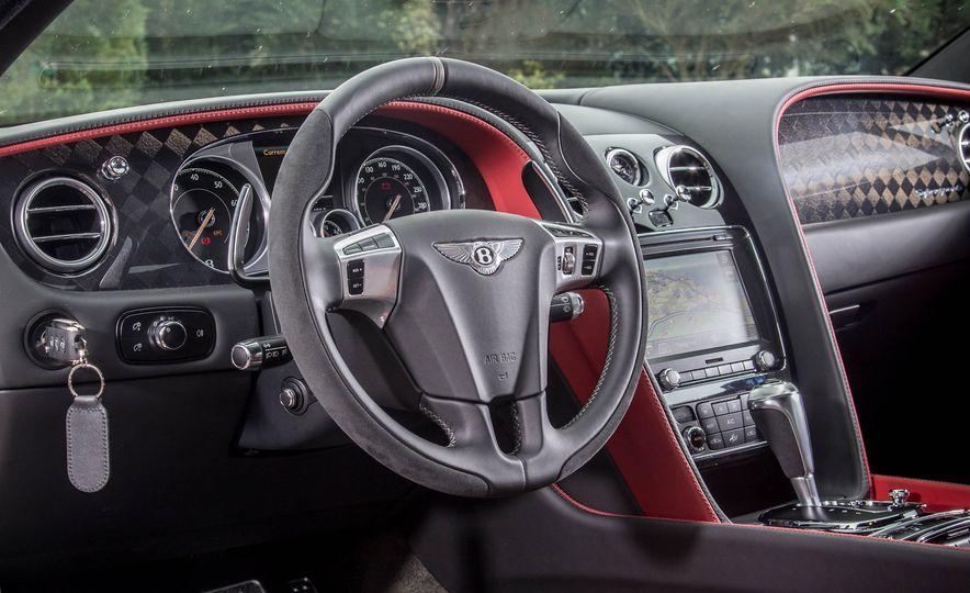 2018 Bentley Continental Supersports - Slide 35