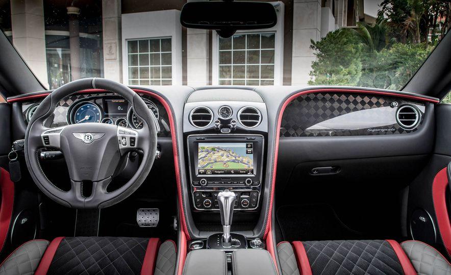 2018 Bentley Continental Supersports - Slide 36