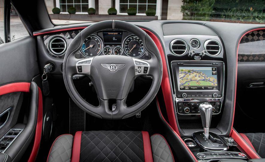 2018 Bentley Continental Supersports - Slide 37