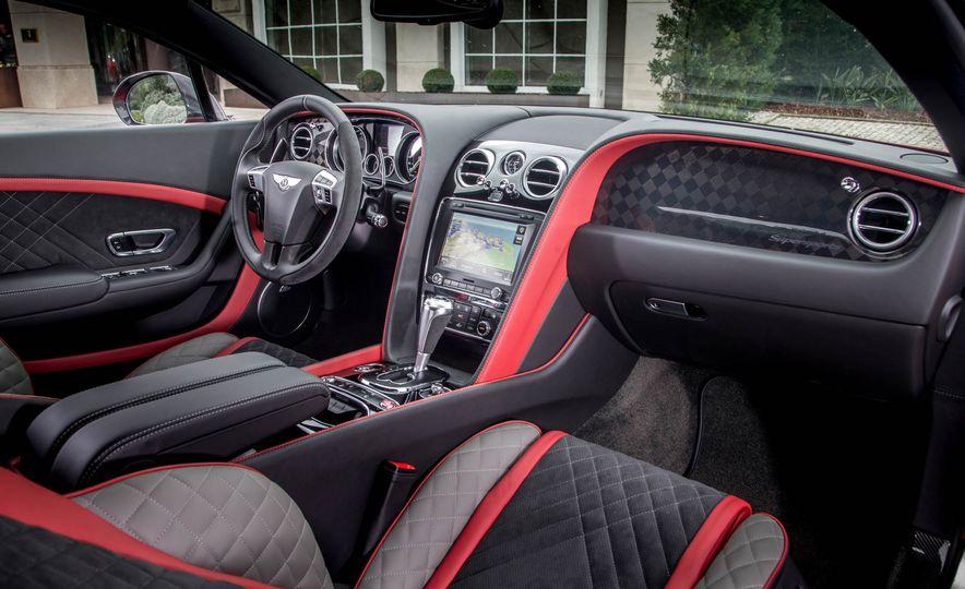 2018 Bentley Continental Supersports - Slide 38