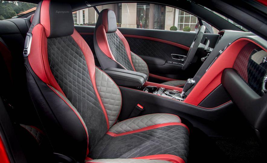 2018 Bentley Continental Supersports - Slide 39