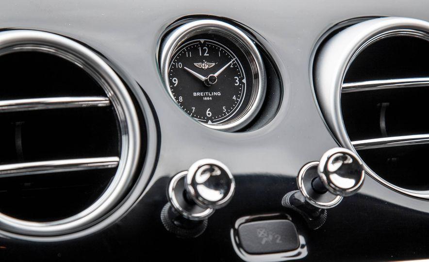 2018 Bentley Continental Supersports - Slide 43