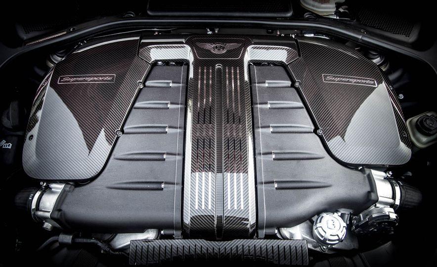 2018 Bentley Continental Supersports - Slide 45