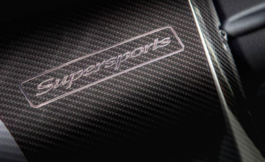 2018 Bentley Continental Supersports - Slide 46