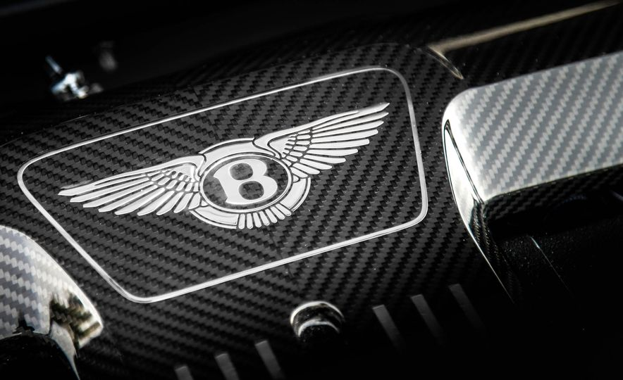 2018 Bentley Continental Supersports - Slide 47