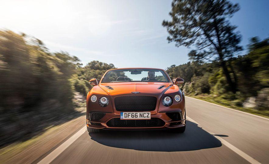 2018 Bentley Continental Supersports - Slide 48