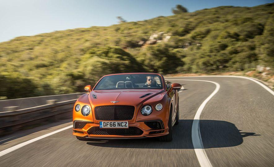 2018 Bentley Continental Supersports - Slide 49