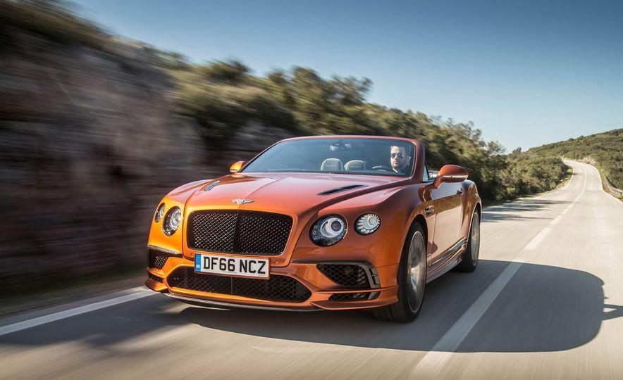 2018 Bentley Continental Supersports - Slide 51