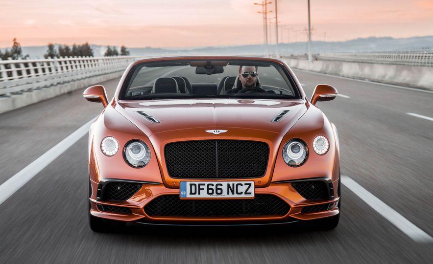 2018 Bentley Continental Supersports - Slide 54