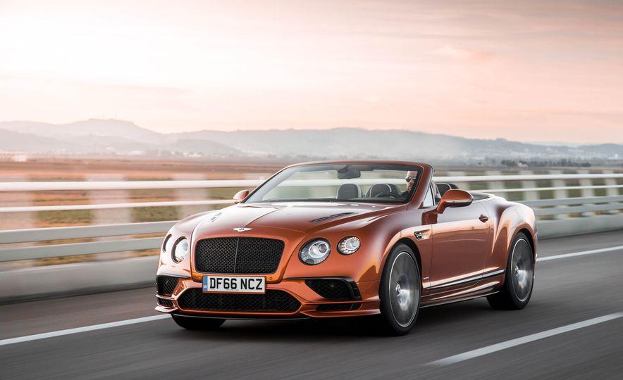 2018 Bentley Continental Supersports - Slide 55