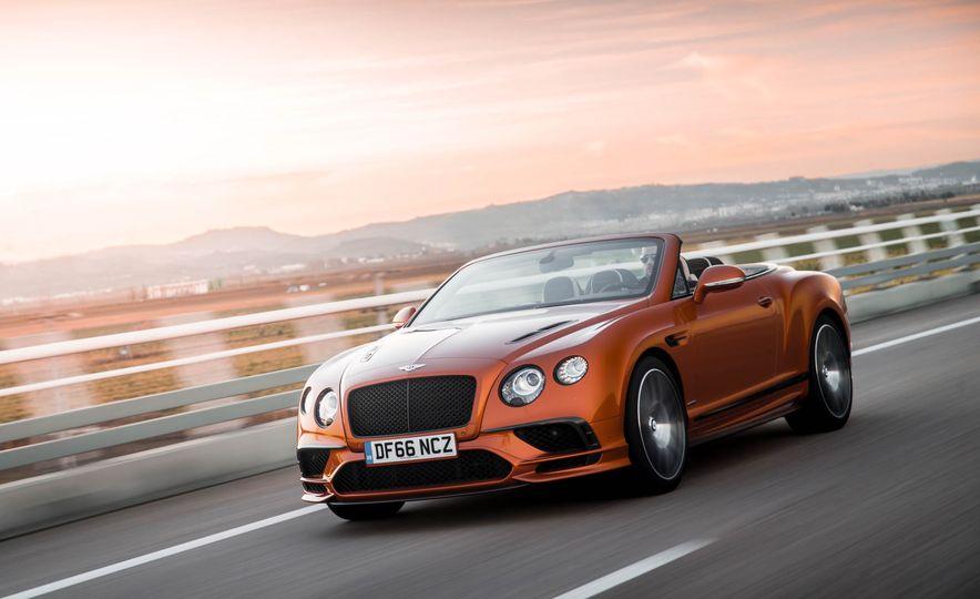 2018 Bentley Continental Supersports - Slide 56