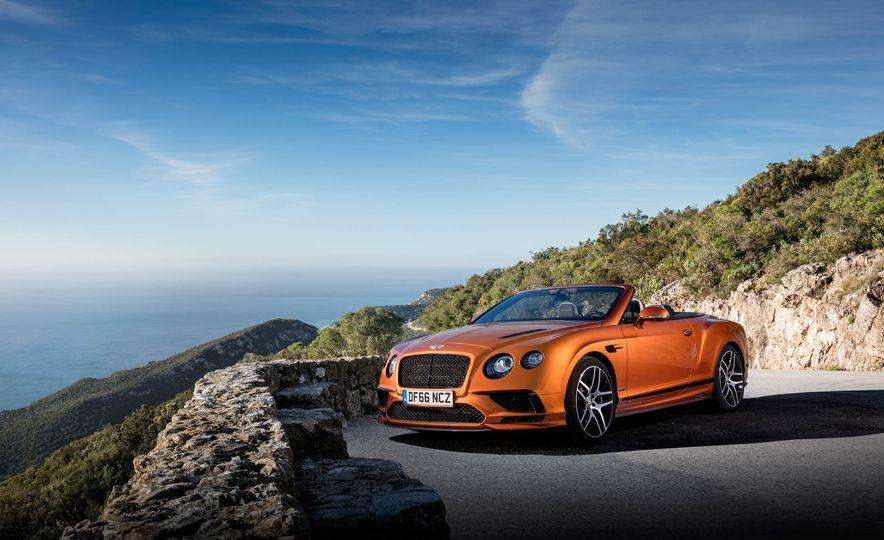 2018 Bentley Continental Supersports - Slide 57