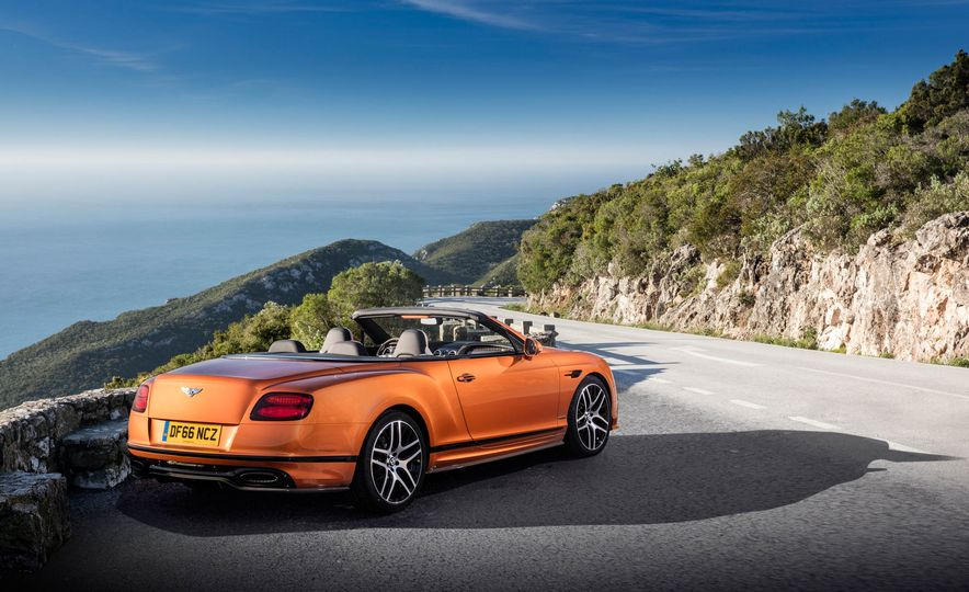 2018 Bentley Continental Supersports - Slide 58