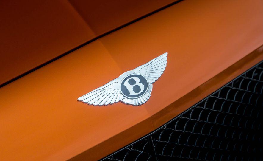 2018 Bentley Continental Supersports - Slide 60