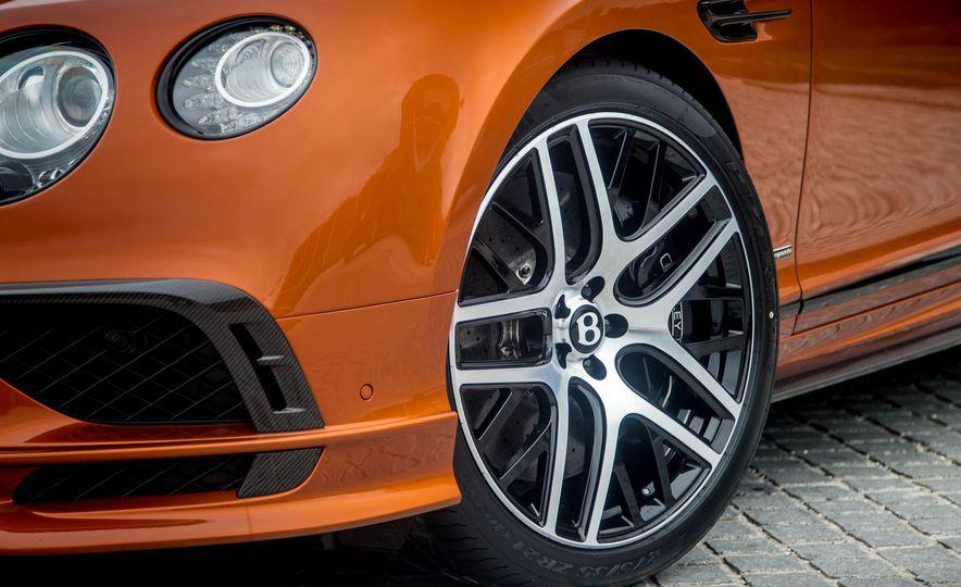 2018 Bentley Continental Supersports - Slide 64
