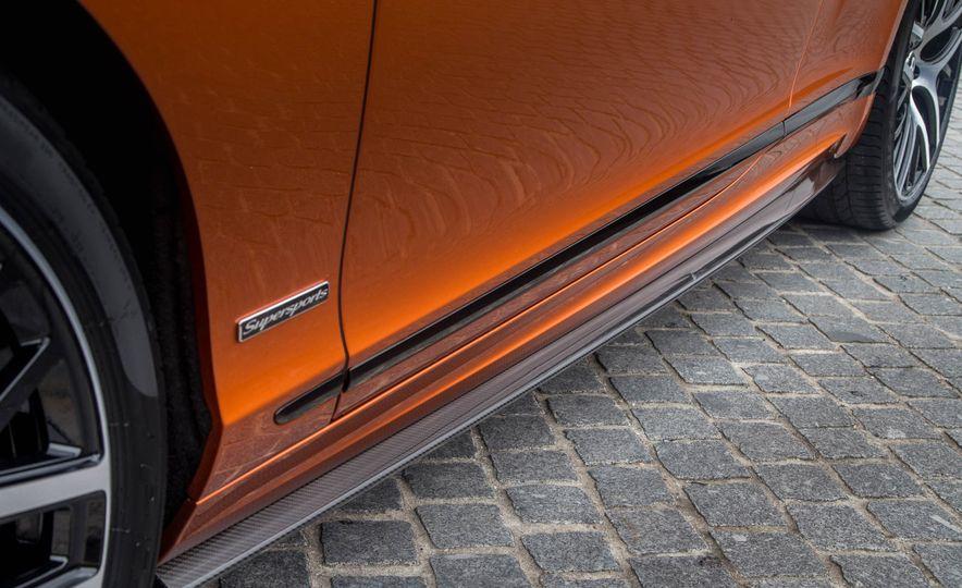 2018 Bentley Continental Supersports - Slide 66