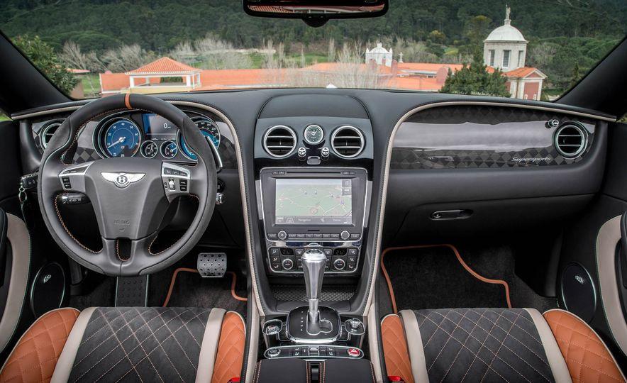2018 Bentley Continental Supersports - Slide 74