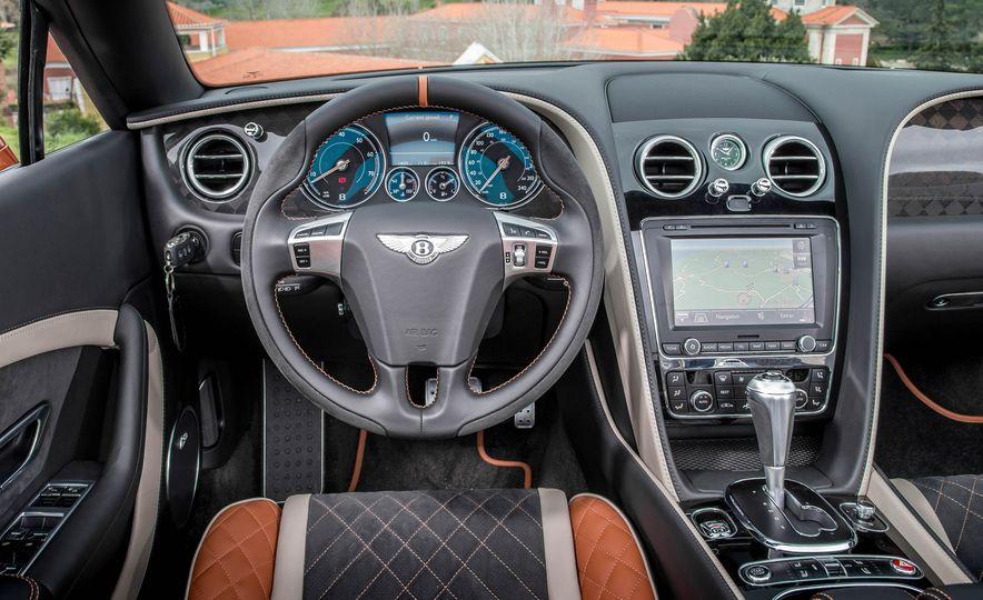 2018 Bentley Continental Supersports - Slide 75