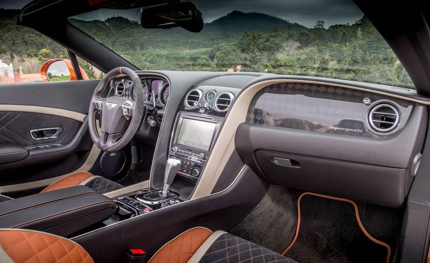 2018 Bentley Continental Supersports - Slide 76