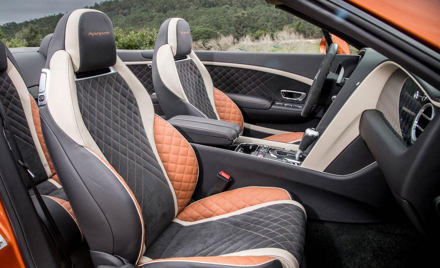 2018 Bentley Continental Supersports - Slide 77