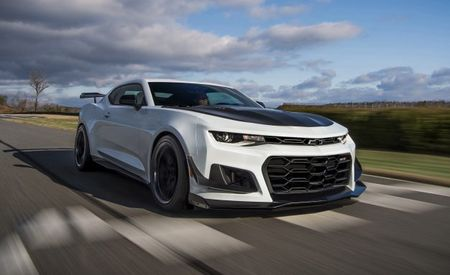 The Chevrolet Camaro ZL1 1LE Is a 650-HP, Aero-Crazy, Track-Shredding Cocktail