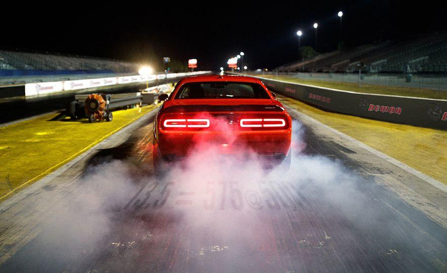 2018 Dodge Challenger SRT Demon (spy photo) - Slide 15