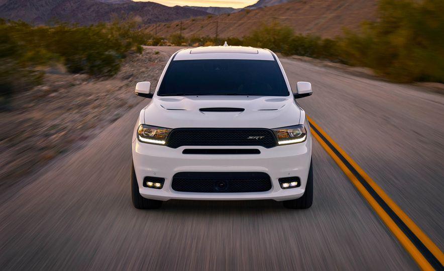 2018 Dodge Durango SRT - Slide 1