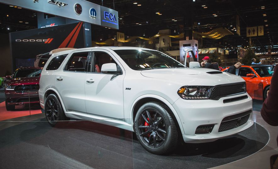 2018 Dodge Durango SRT - Slide 3