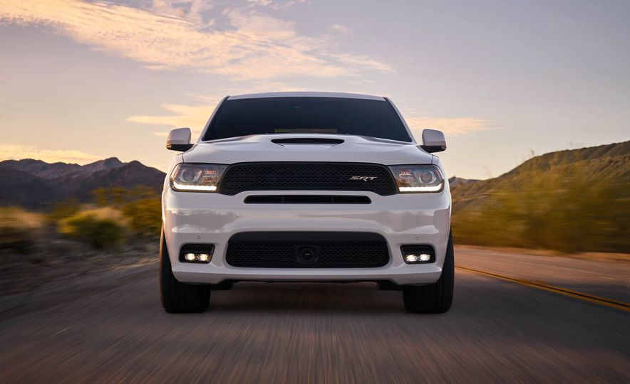 2018 Dodge Durango SRT - Slide 24