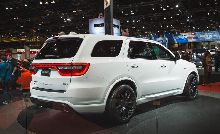 2018 Dodge Durango SRT - Slide 4