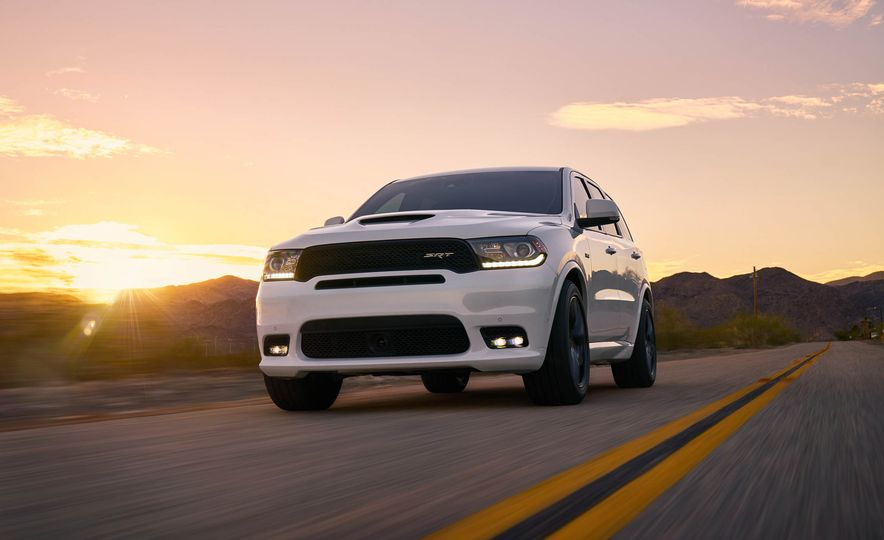2018 Dodge Durango SRT - Slide 26