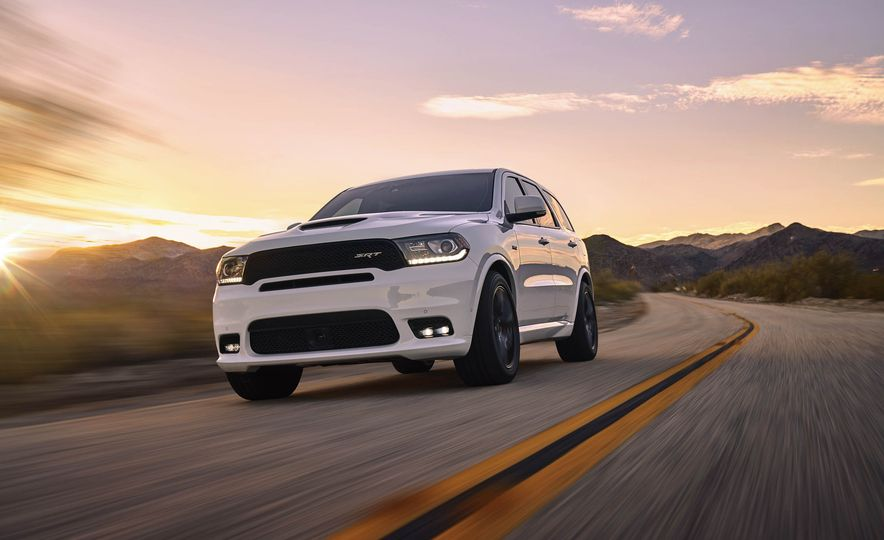 2018 Dodge Durango SRT - Slide 27