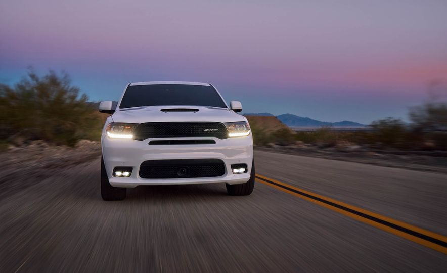 2018 Dodge Durango SRT - Slide 28