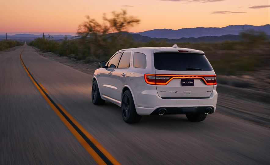 2018 Dodge Durango SRT - Slide 30