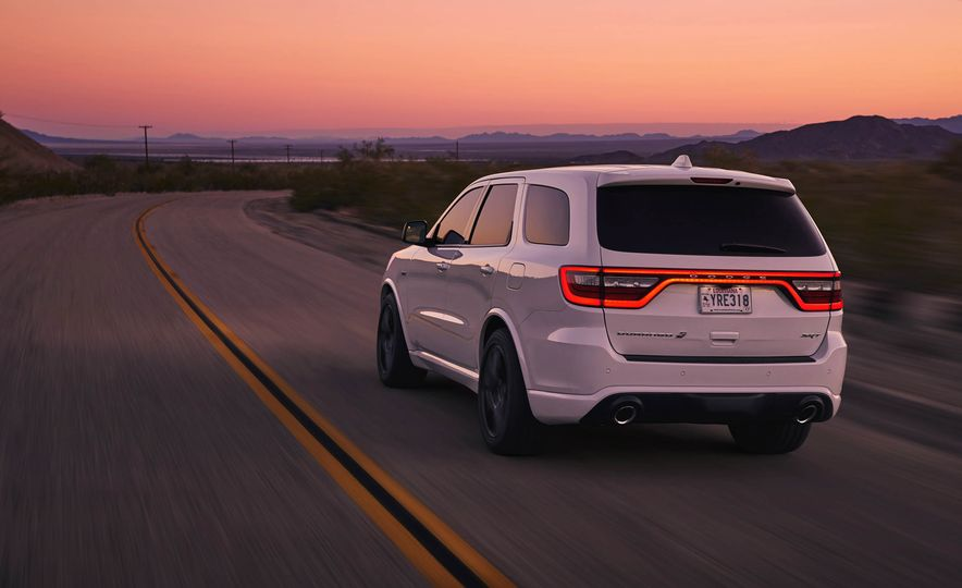 2018 Dodge Durango SRT - Slide 31