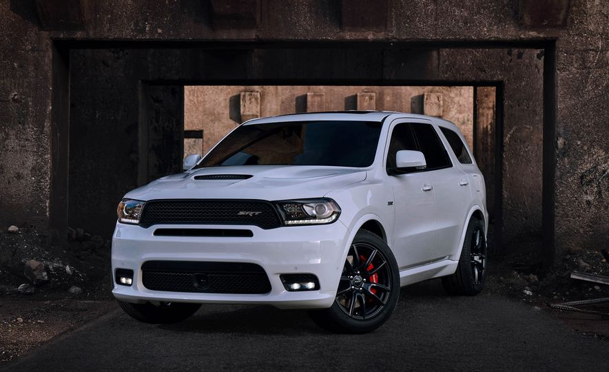 2018 Dodge Durango SRT - Slide 35