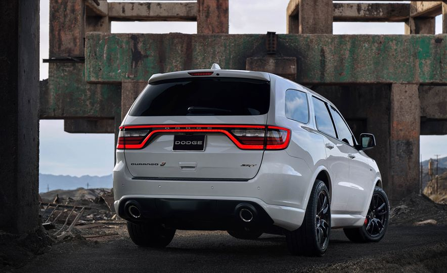 2018 Dodge Durango SRT - Slide 36